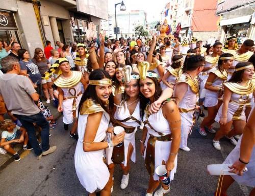 Alquiler de Altavoces para Carrozas y Desfiles en Asturias