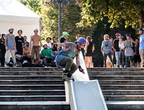 Sonorización Copa de Asturias Roller Freestyle (Oviedo 2018)